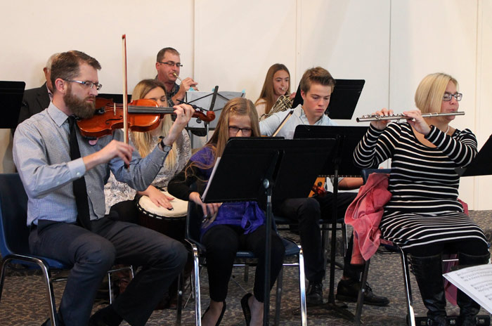 blythefield crc band members