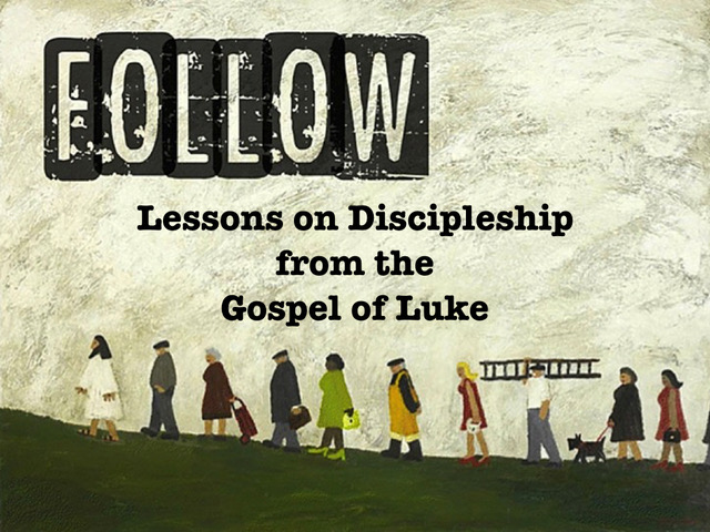 Follow Series: Following Jesus